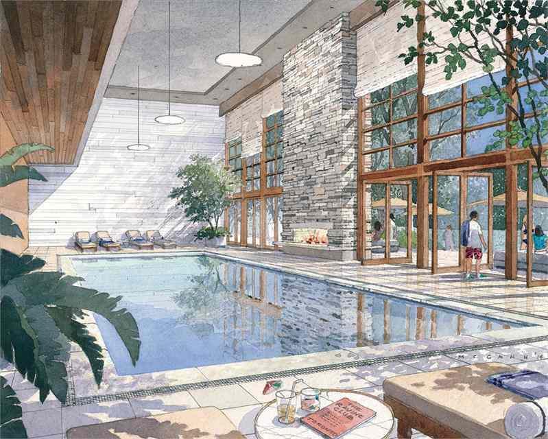 The-Ravine-Condos-Pool